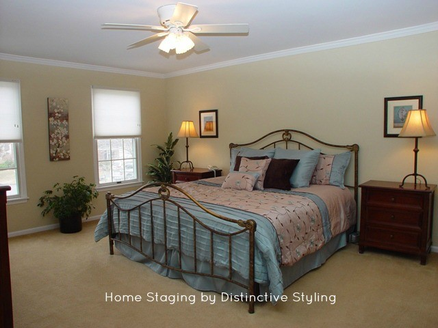 Occupied Home Staging in Kendall Park, NJ